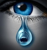 18982376-distress-and-suffering-with-a-human-eye-crying-a-single-tear-drop-with-a-screaming-facial-expression
